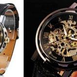 Часы мужские наручные Winner Skeleton