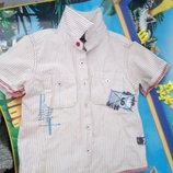 Легкая летняя рубашечка на 3-5 лет