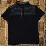 футболка хб Некст Сток 6лет большой выбор одежды 1-16лет