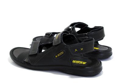 Мужские кожаные сандалии ecco biom 20