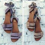 Распродажа Натуральные кожаные женские босоножки сандалии 34,35,36,37,38,39,40,41,41