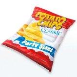 Плот Картофельные чипсы 178 140 см интекс надувной матрас