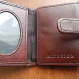 Кожаный для образов или мини фотографий Новый Hidesign Personal Photo Holder