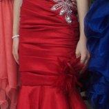 платье на выпускной США