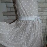 Платье в горошек DAGA