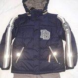Зимний суперовый комплект куртка, комбинезон POIVRE BLANC, на 8-10лет