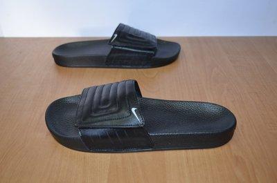 Кожаные мужские шлепанцы Nike..