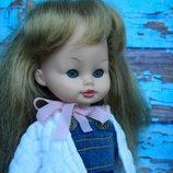 Кукла Италия винтаж
