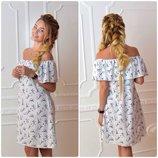 Платье Ткань софт кружево Просим заметить, что кружево может менятся