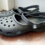 Crocs кроксы M3 W5 размер 34-35