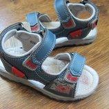 Босоножки, сандалии для мальчика Тм Солнце