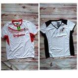 Стильная спортивная футболка Uefa от Lidl Германия, быстро сохнет, XS и XL
