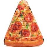 Надувной Матрас Кусочек пиццы 175 145см Intex интекс 58752