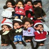 Распродажа Обезьяны обезьянки куклы Monchhichi Мончичи оригинал.