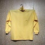 DOREMI Турция Детский Гольф желтый, хлопок 100%, Дореми, качественный трикотаж, р.3 подростковый