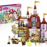 Конструктор Lepin 01010 аналог Lego Disney Princess 41067 Заколдованный замок Белль, 384 дет
