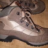евро 38-24.5-25 нубуковаы кожа ботинки Dolomite