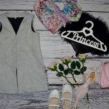 2 - 4 года Обалденный модный тренч жилетка накидка девочке моднице