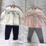 Комплекты костюмы наборы для девочек на 1-4 года