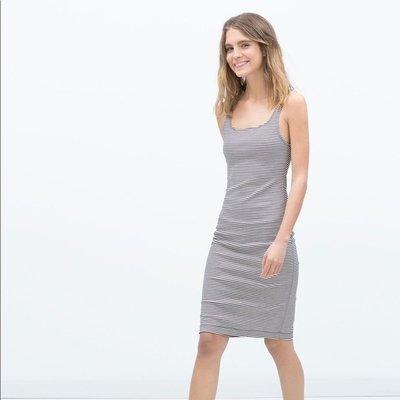 46f17152057 Zara платье- сарафан в полоску S- размер  450 грн - женские ...