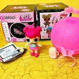 Кукла LOL Surprise 7 серия Черная 0815