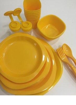 Набор посуды для пикника Bita Picnic package 48 предметов