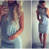 спортивное платье Darina код 150