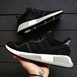 Мужские кроссовки Adidas Equipment Black. Лицензия. Доставка 41-45