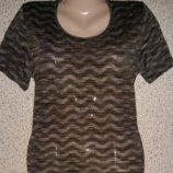 Стильная модная футболка от Люкс бренда Missoni.Оригинал.Италия