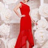 Женское платье Ингрид праздничное в пол выпускное