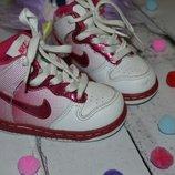 Кроссовки 21 размер, демисезонные кроссовки 13 см, высокие кроссовки на девочку, кроссовки 21 размер