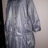 большемерит р М стильная новая обьемная куртка Taravao