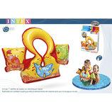 Жилет нарукавники 2 в 1. для детей 3-6 лет Интекс Жилет для плавания надувной INTEX