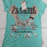 Новая турецкая футболка рост 140