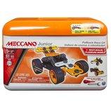 Meccano Конструктор машины в оранжевом боксе Junior Tool Box Orange