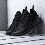 Бесплатная доставка. Качество топ. Кроссовки Nike Air Max Z270 черные KS 317 /8343