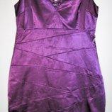 Вечернее платье сливового цвета Okay