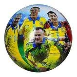 Мяч футбольный EV3152-1 Сборная Украины