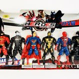 Набор героев Супергерои 2013A-6