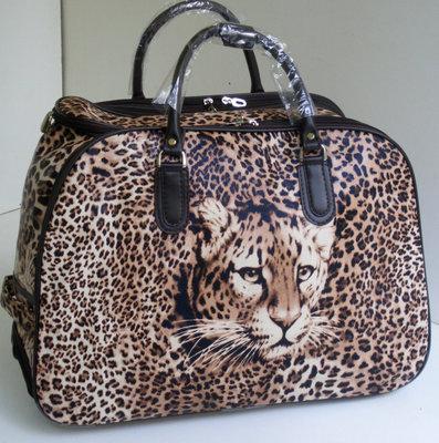 35bd9e3b422d Дорожная сумка на колесах среднего размера с выдвижной ручкой  580 ...