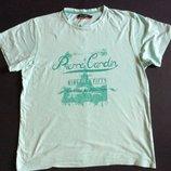 Мужская футболка поло PIERRE CARDIN оригинал Размер L-XL