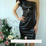 Красивейшее платье под кожу