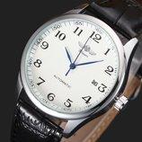 Классические часы Winner Handsome мужские механические с автоподзаводом, Гарантия