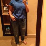 Блузка индийская купленная оаэ полиэстер 10 размер - 38 размер