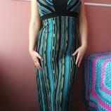 Длинное платье м-ка - 10 размера