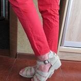 Акция легкие босоножки полностью натуральная кожа. 36-41 рр / сандали шлепки