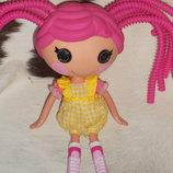очаровашка большая куколка Лалалупси Печенюшка Lalaloopsy MGA Сша оригинал клеймо номер 32 см