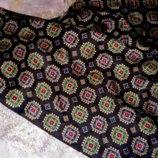 Стильный мужской шелковый шарф от бренда Codello.Оригинал