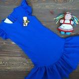 Летнее стильное платье Bee для девочки подростка.