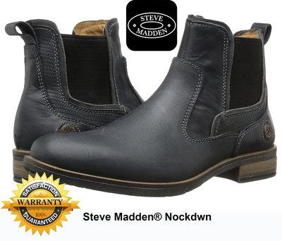 Ботинкии Steve Madden® Nockdown original из USA кожа 100%